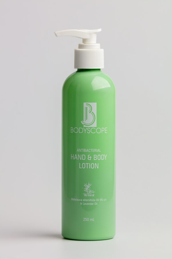 BodyScope hand and Body Lotion